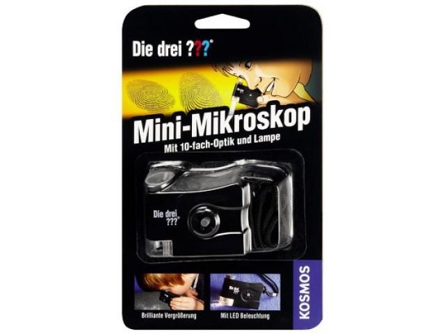 Die drei ??? Mini-Mikroskop