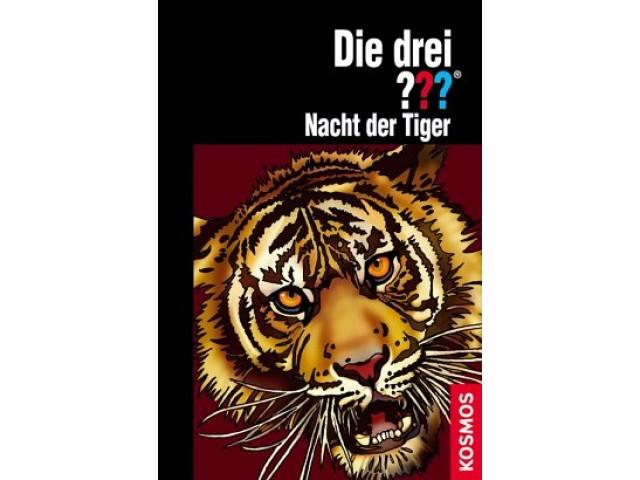 Die drei ??? Nacht der Tiger