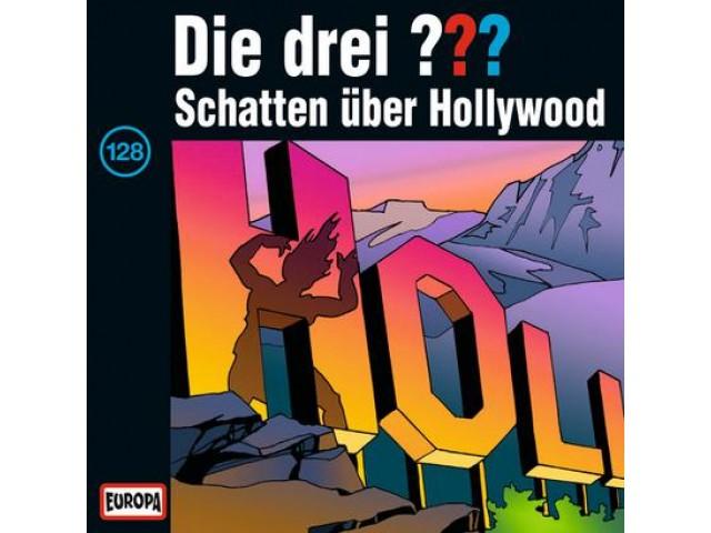 Die drei ??? Schatten über Hollywood 128 - Audio-CD