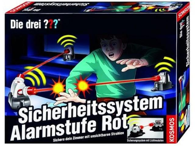 Die drei ??? Sicherheitssystem-Alarmstufe Rot