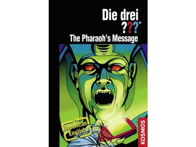 Die drei ??? The Pharaohs Message