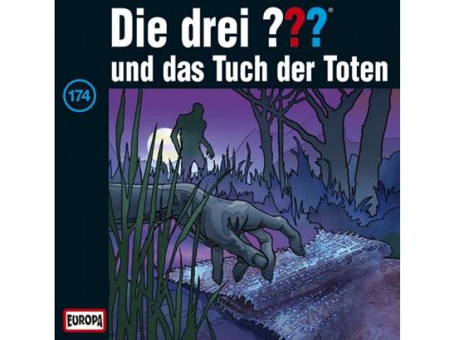 Die drei ??? und das Tuch der Toten, 174 - Audio-CD