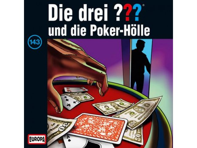 Die drei ??? und die Poker-Hölle, 143 - Audio-CD