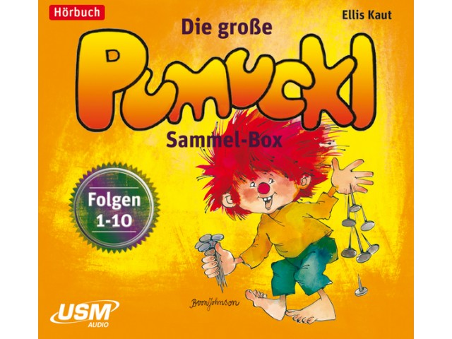 Die große Pumuckl-Sammelbox