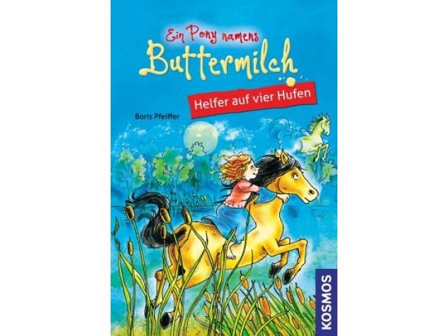 Ein Pony namens Buttermilch, 4, Helfer auf vier Hufen