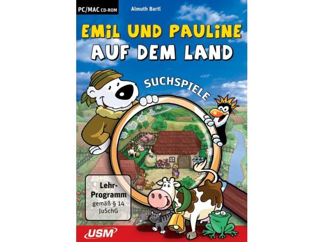 Emil und Pauline auf dem Land