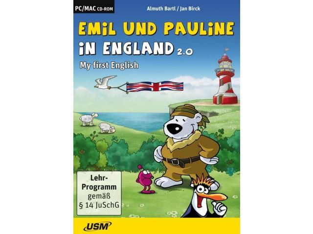 Emil und Pauline in England 2.0