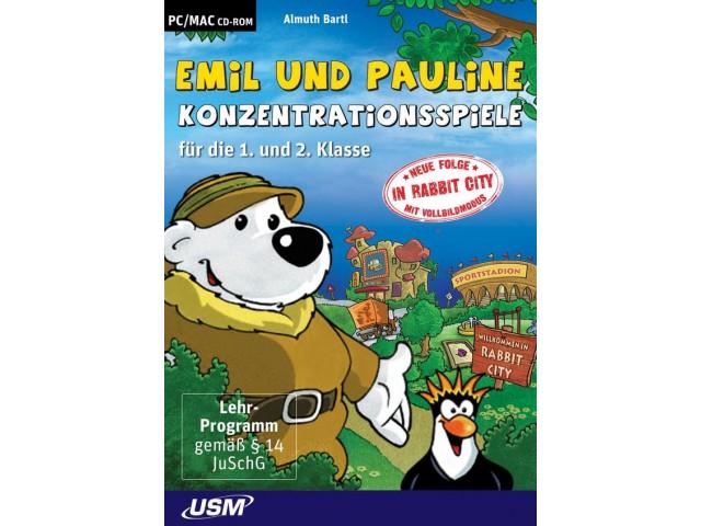Emil und Pauline in Rabbit City