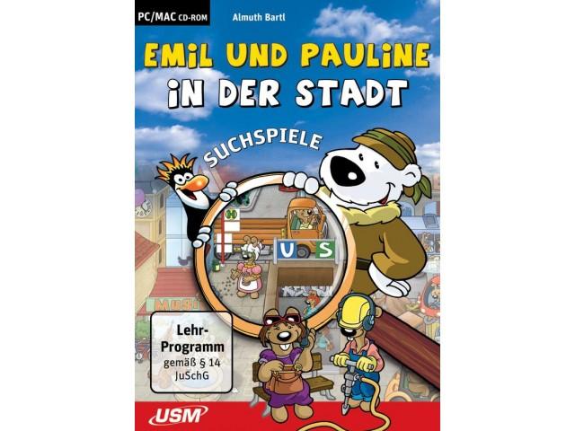 Emil und Pauline in der Stadt