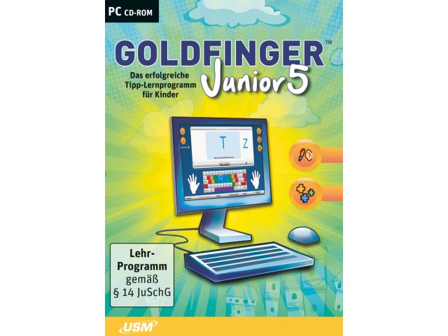 Goldfinger Junior 5