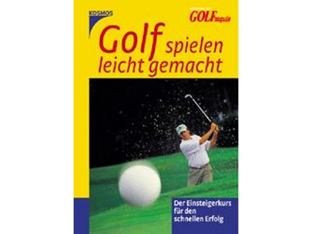 Golf spielen leicht gemacht