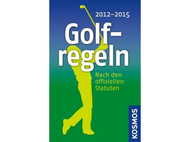 Golfregeln 2012-2015