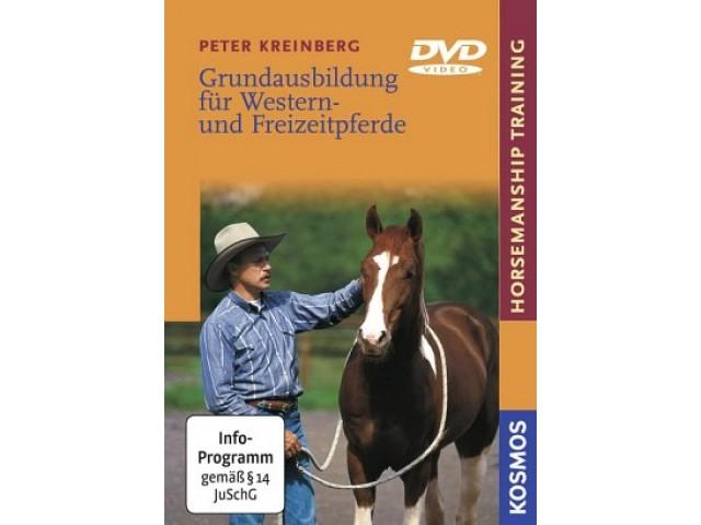 Grundausbildung für Western- und Freizeitpferde