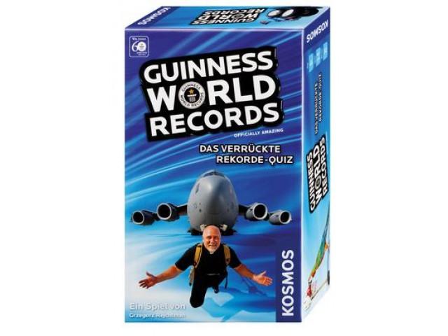 Guinness World Records - Das verrückte Rekorde-Quiz