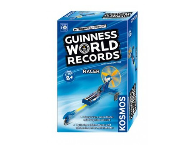 Guinness World Records - Racer