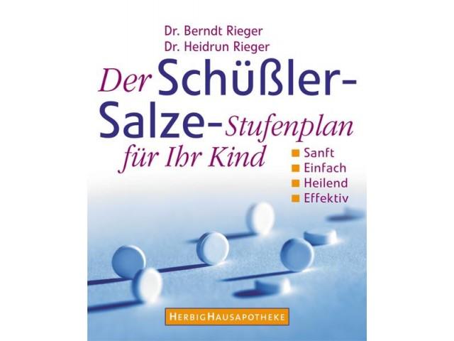 Der Schüßler-Salze-Stufenplan für Ihr Kind