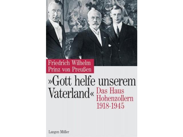 """Gott helfe unserem Vaterland"""