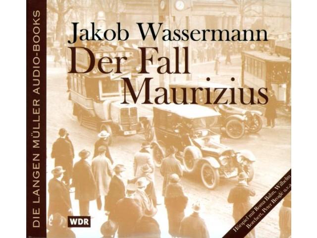 Der Fall Maurizius (CD)