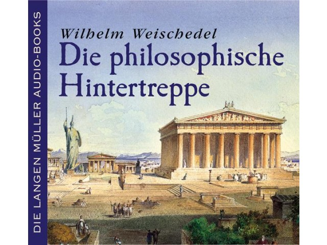 Die philosophische Hintertreppe Vol. 2 (CD)
