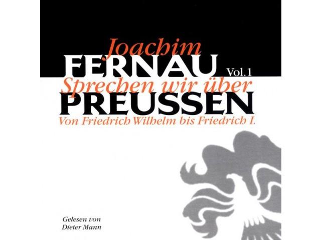 Sprechen wir über Preußen Vol.1 (CD)