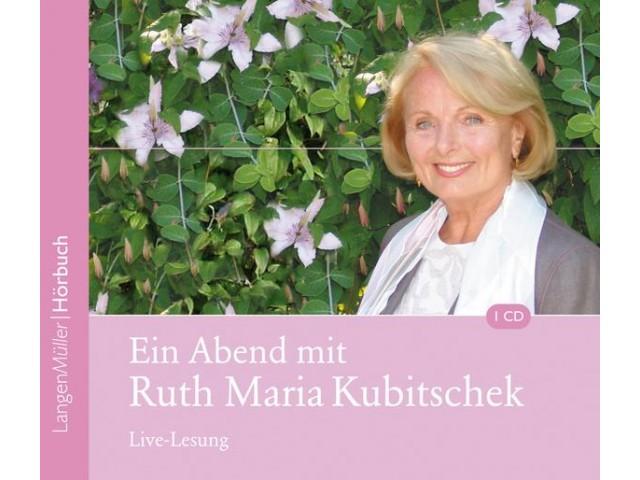 Ein Abend mit Ruth Maria Kubitschek (CD)