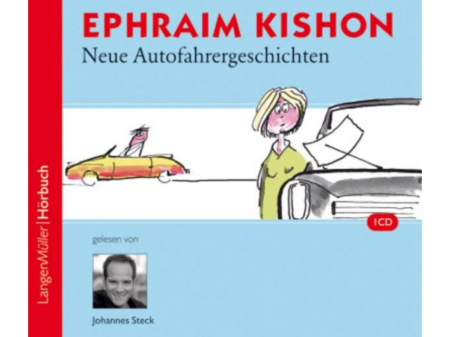 Neue Autofahrergeschichten (CD)