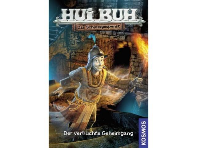 Hui Buh, 1, Der verfluchte Geheimgang