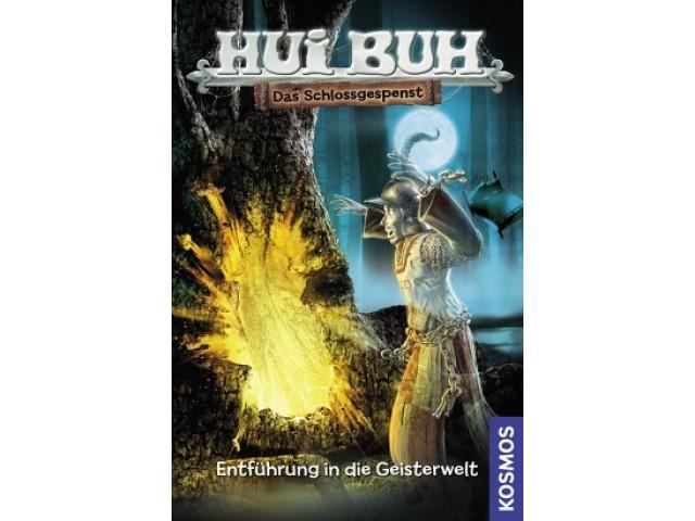 Hui Buh, 2, Entführung in die Geisterwelt