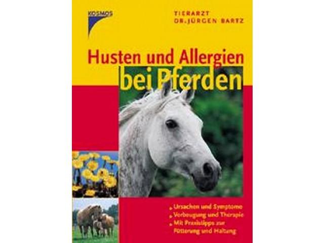 Husten und Allergien bei Pferden