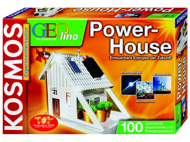 GEOlino Power-House
