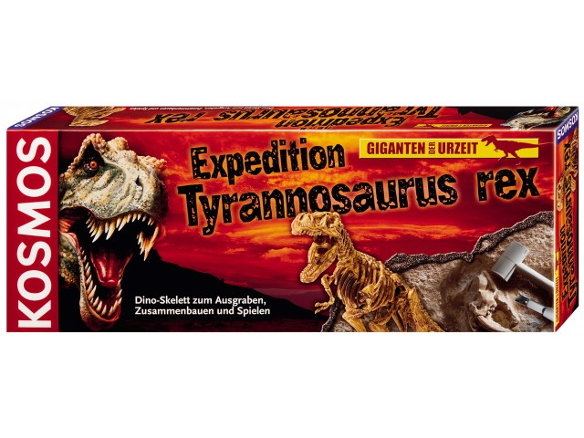 Expedition Tyrannosaurus rex