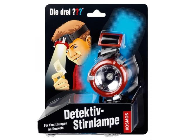 Die drei ??? - Detektiv-Stirnlampe