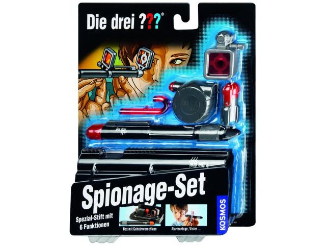 Die drei ??? - Spionage-Set