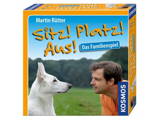 Martin Rütter - Sitz! Platz! Aus! Das Familienspiel