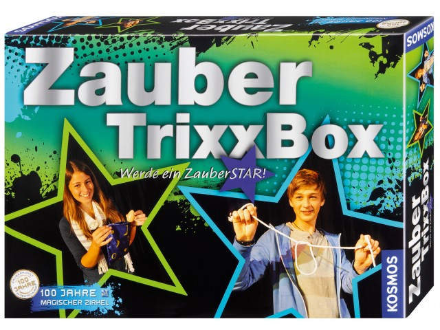 Zauber Trixxbox