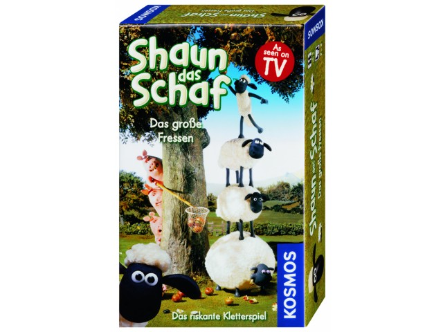 Shaun das Schaf Das große Fressen