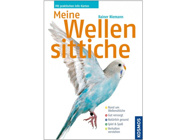 Meine Wellensittiche