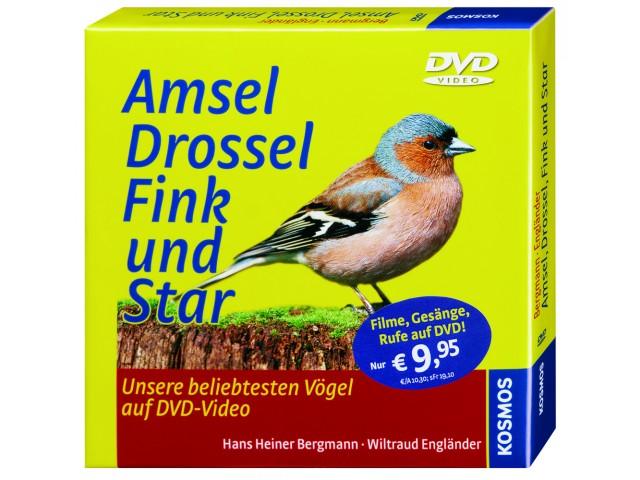 Amsel, Drossel, Fink und Star