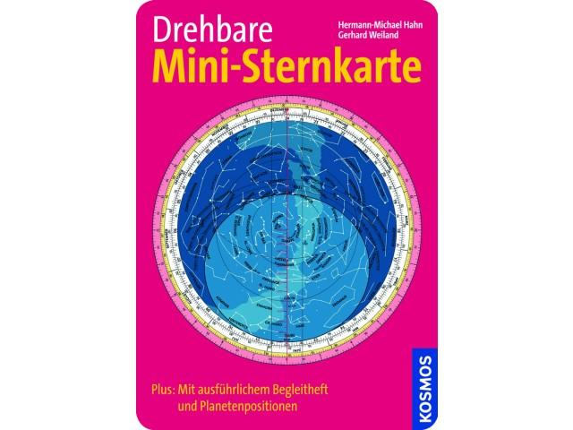 Drehbare Mini-Sternkarte