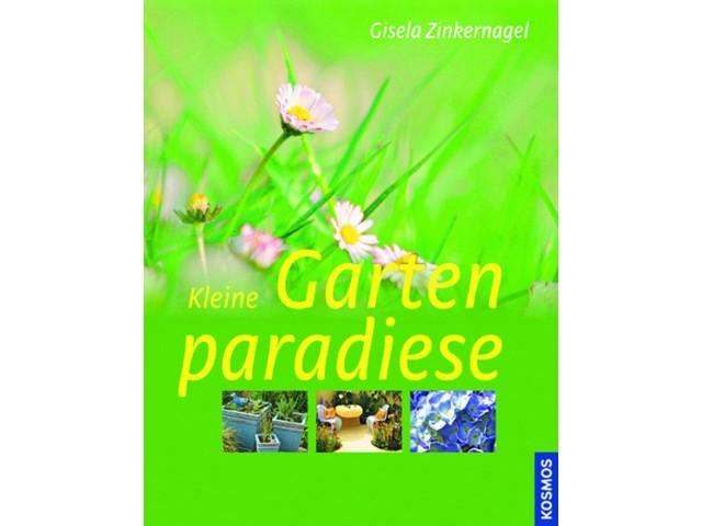 Kleine Gartenparadiese