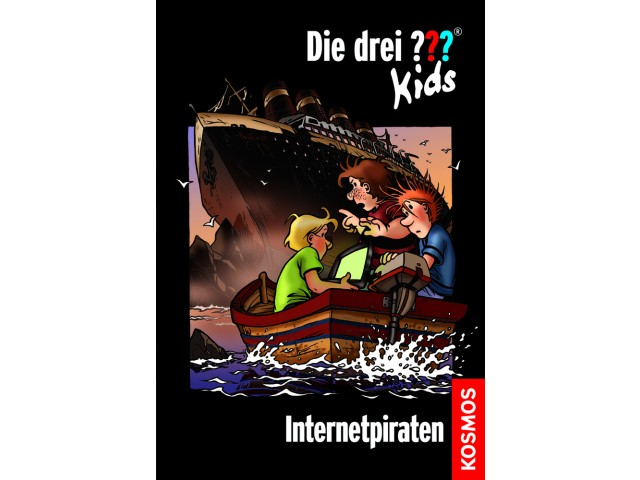 Die drei ??? Kids, 12, Internetpiraten