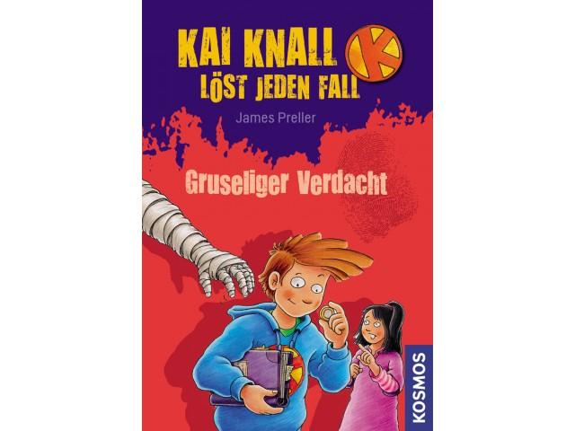 Kai Knall löst jeden Fall, 2, Gruseliger Verdacht