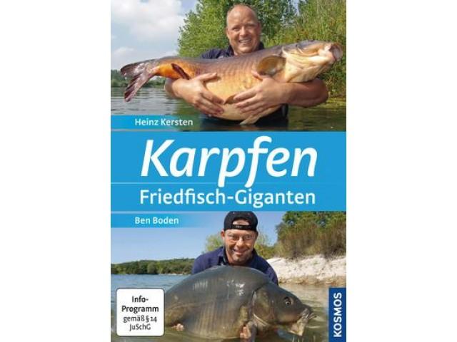 Karpfen - Friedfisch-Giganten