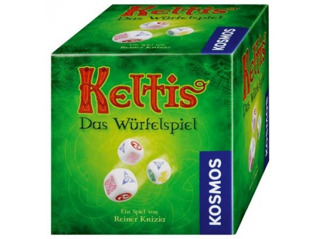 Keltis - Das Würfelspiel