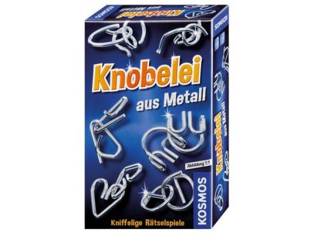 Knobelei aus Metall