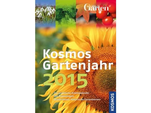 Kosmos Gartenjahr 2015