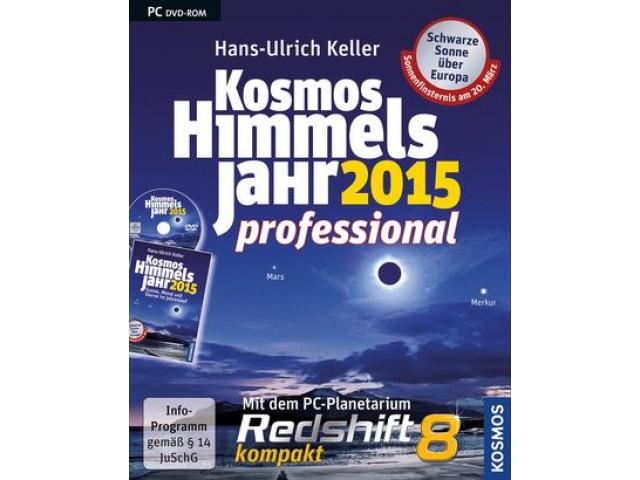 Kosmos Himmelsjahr professional 2015
