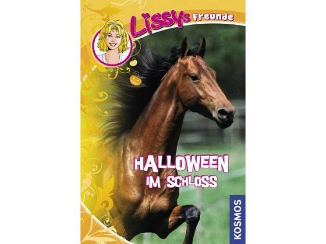Lissys Freunde, 3, Halloween im Schloss