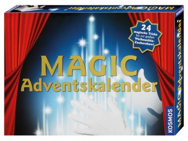 Magic Advenskalender