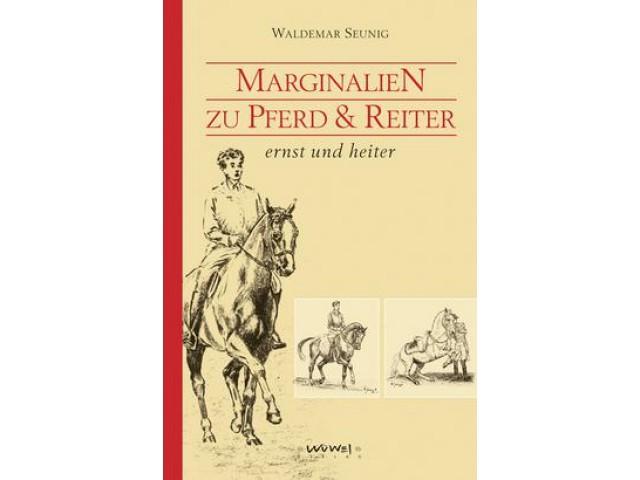 Marginalien zu Pferd und Reiter